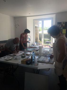 Café Atelier Dessin-Peinture
