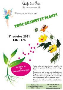 TROC GRAINES ET PLANTS